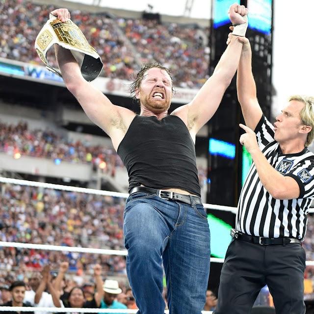 WrestleMania 33: Um dia inesquecível para a WWE