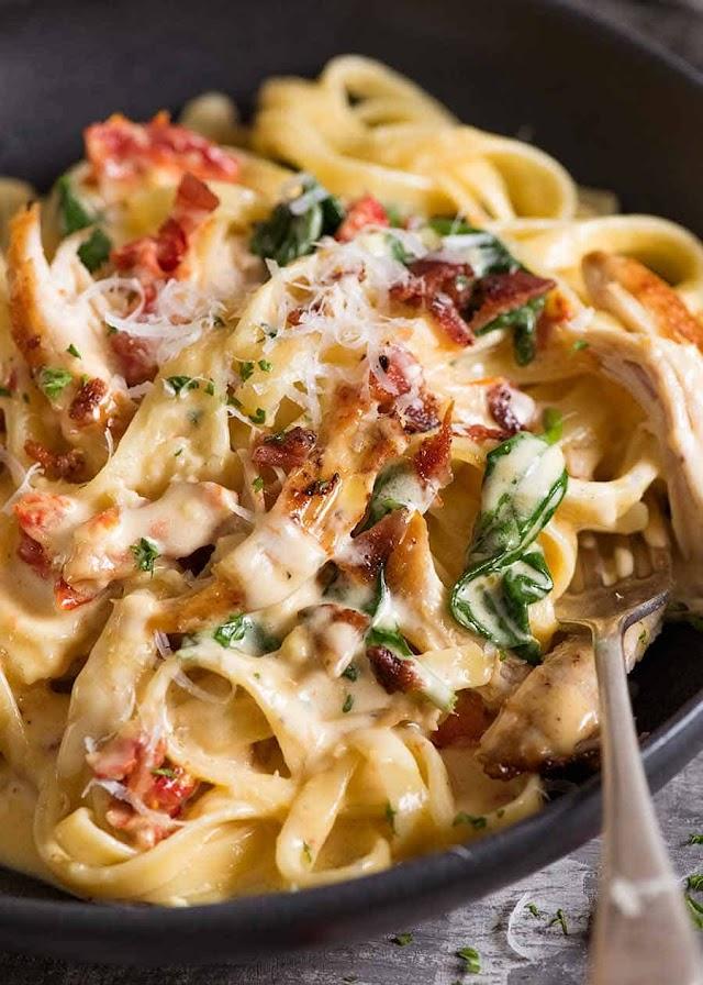 Chicken Pasta Recipe of your dreams!