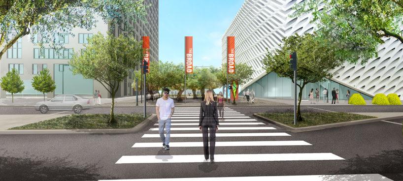 Diller Scofidio + Renfro el amplio designboom plaza