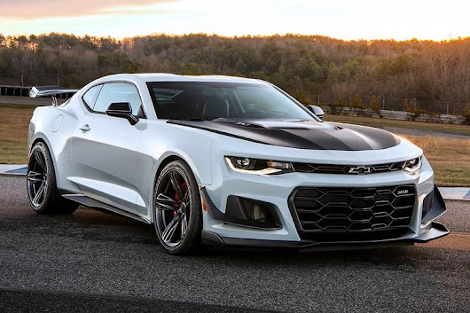 Exclusive: Camaro and Corvette for Oz