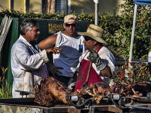 Greek Food Festival mutton