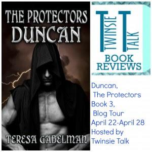 Teresa Gabelman -Duncan Blogtour button