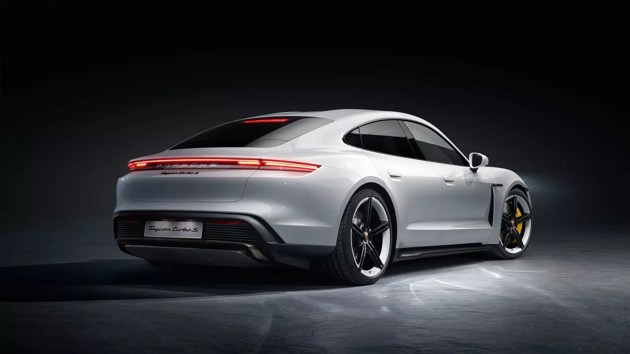 Prices of the all-electric Porsche Taycan are expected to be upwards of Rs 2 crore. Image: Porsche