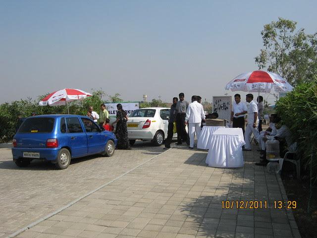 Valet Parking at  Kolte-Patil Life Republic, Marunji - Hinjewadi, Pune 411 057