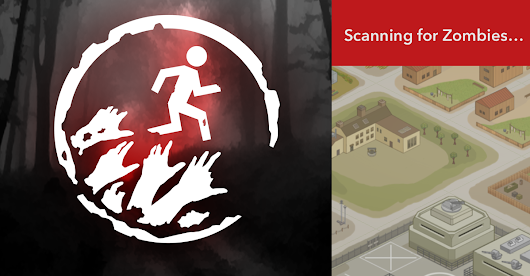 A review of ZOMBIES, RUN the story-telling fitness app