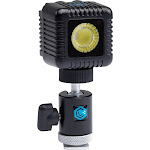 Lume Cube - On-camera light - 1 heads x 1 lamp - DC