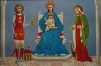 Házi kápolnánk oltárképe