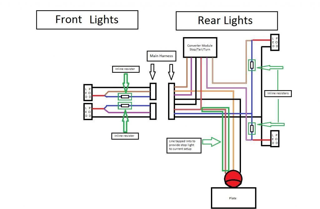 Diagram Headlight Tail Light Wiring Diagram Full Version Hd Quality Wiring Diagram Diagrammunng Nowroma It