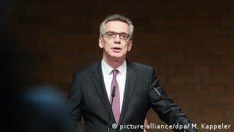 Deutschland Festakt 10 Jahre Deutsche Islam Konferenz (picture-alliance/dpa/ M. Kappeler)