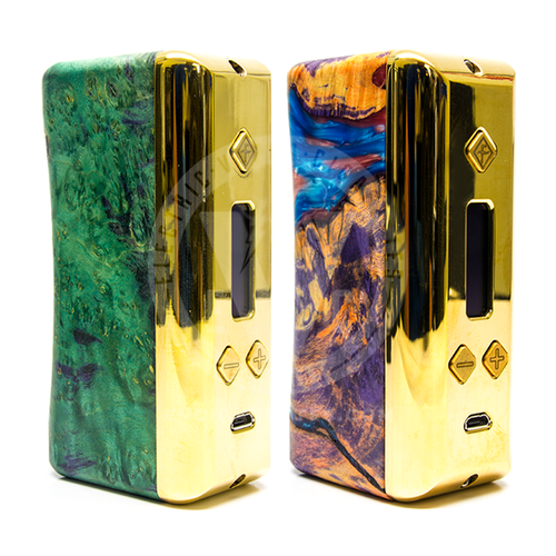 Tuglyfe DNA 250 Stabwood Box MOD by Flawless Vape