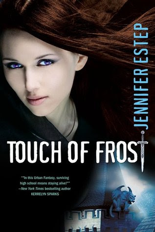 Touch of Frost (Mythos Academia, # 1)