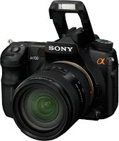A 12.2 megapixel Digital camera from Sony