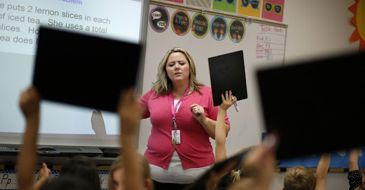 Will Salary Increases Solve the Teacher Shortages? - The Atlantic