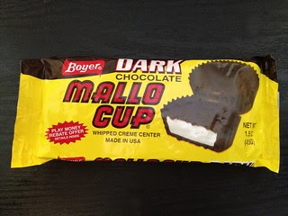 Boyer Dark Chocolate Mallo Cup