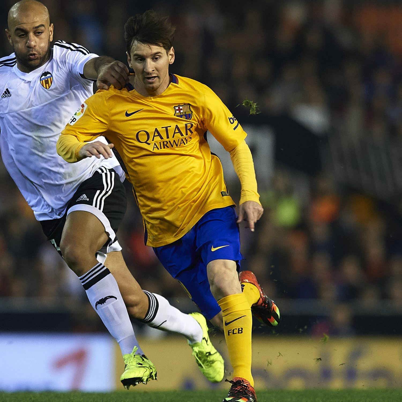 Barcelona vs. Valencia: Live Score, Highlights from Copa ...
