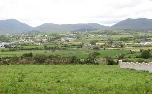 Rural Settlement In The Moyad Townland Eric Jones Cc By