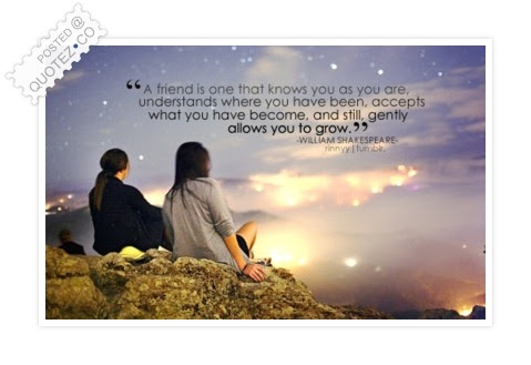 A Friend Is One That Knows You As You Are Friendship Quote Quotezco