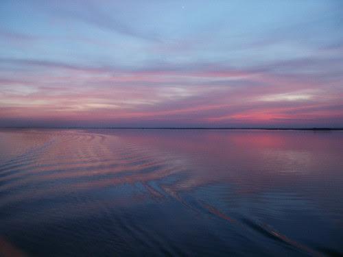 anocheciendo en el lago nasser by agoyo!!