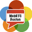 WebRTC Boston #3 - voice/video comms, low latency streaming, & p2p data
