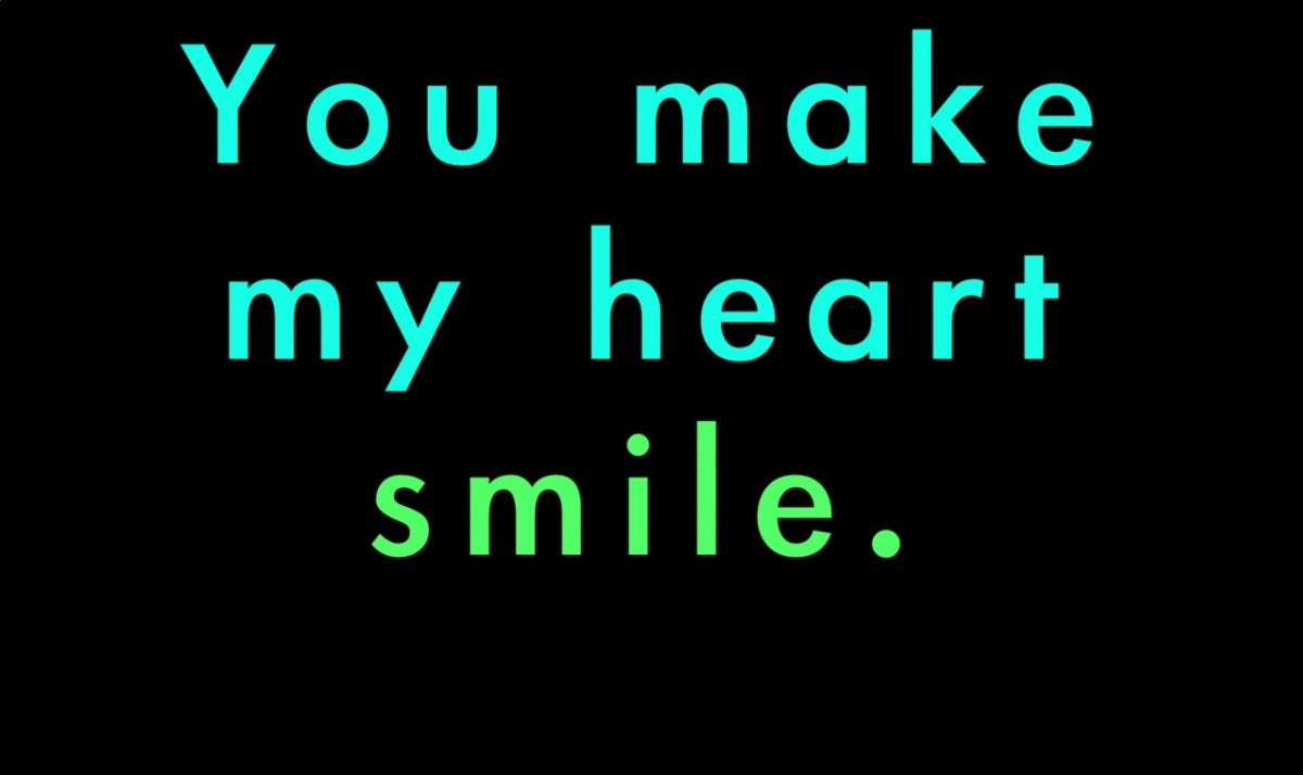You Make Me Smile Quote Quote Number 606902 Picture Quotes