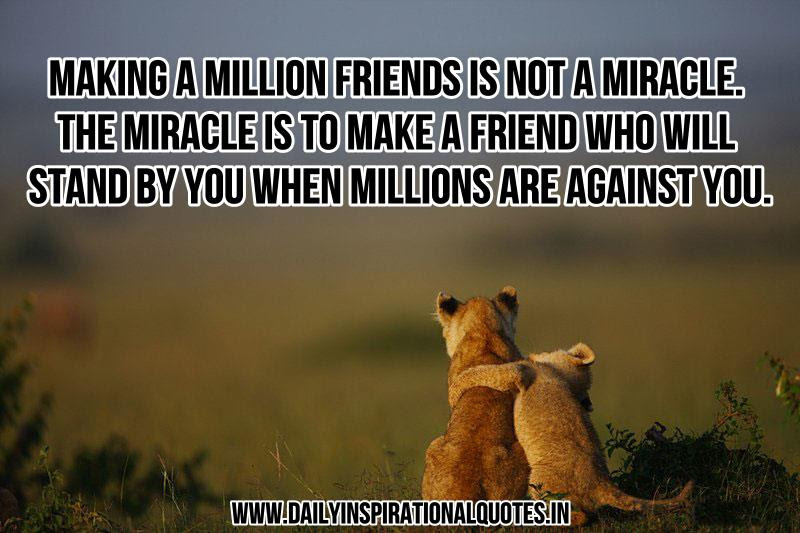 Quotes About An Inspirational Friend 21 Quotes