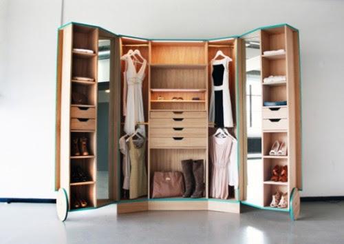 Walk-in Closet Wardrobe — Shoebox Dwelling | Finding comfort ...