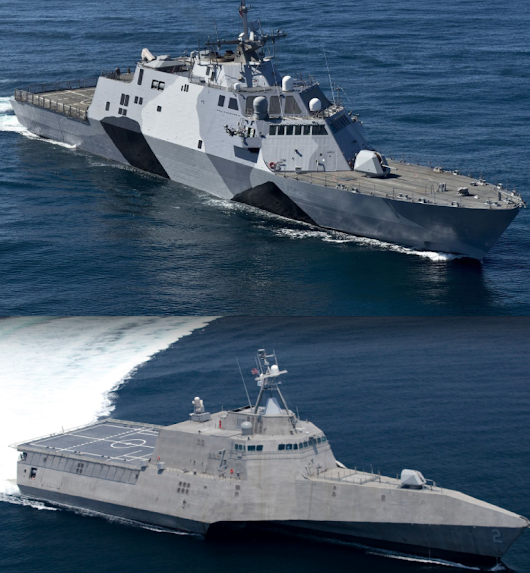 Navy Releases Details of New FFG(X) Guided-Missile Frigate Program in Request to Industry