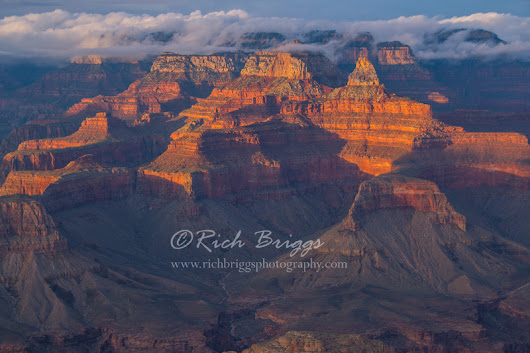 Grand Canyon National Park Images | The Grand Canyon at Sunset