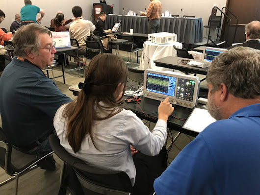 EDI CON USA 2017 Celebrates High Frequency and High Speed