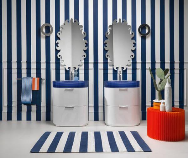 Bright Bathroom Design Ideas | InteriorHolic.