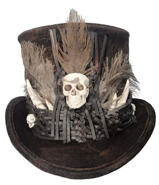 The Hat of Baron Mercredi