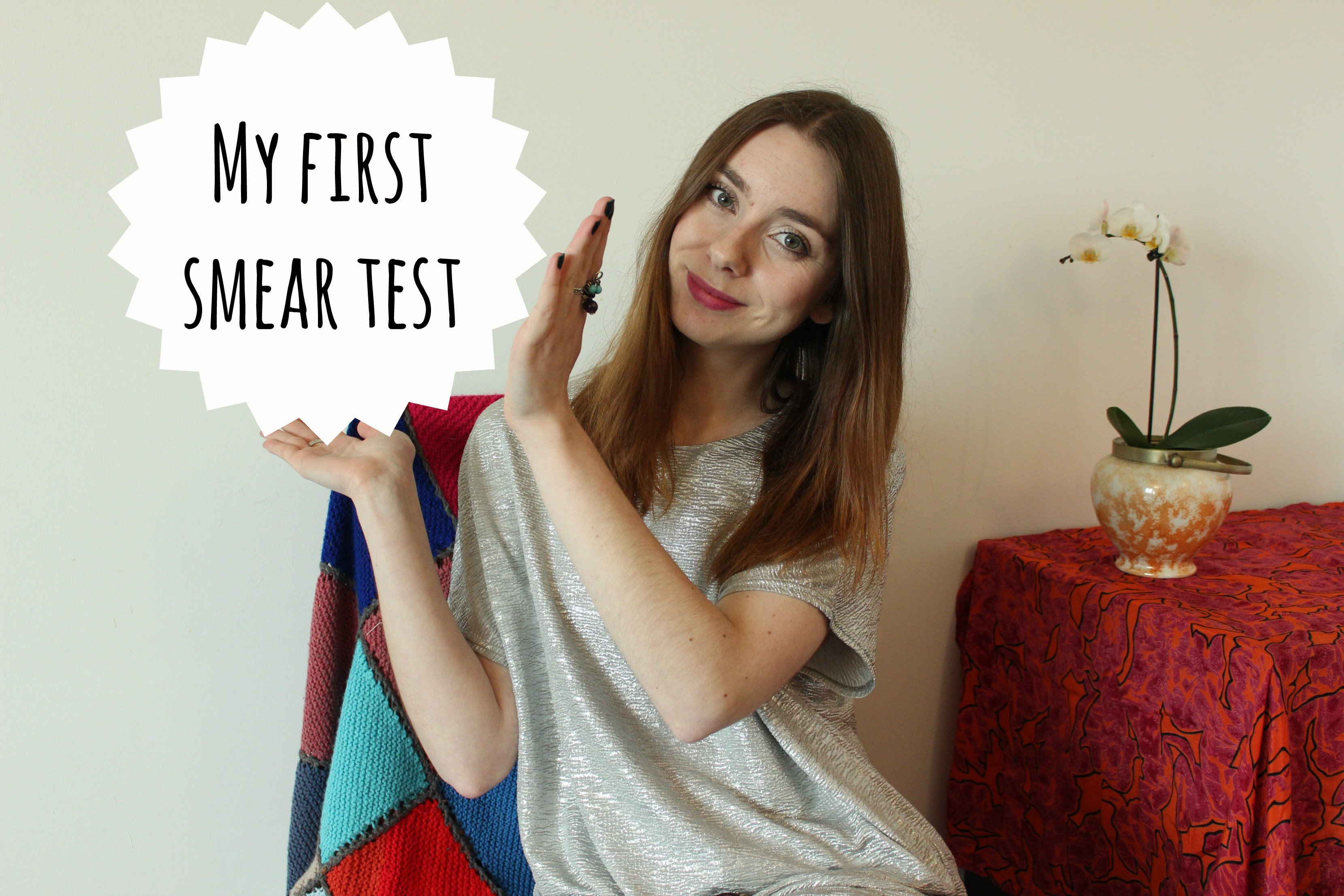 My first smear test, worries and anxieties. Does it hurt?