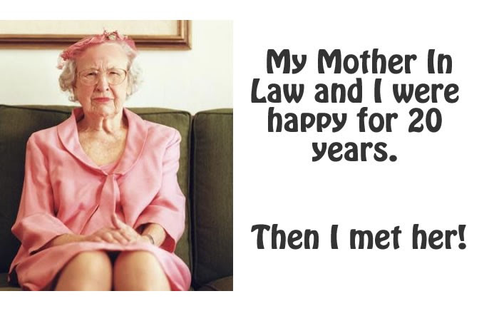 Bad Mother In Law Quote Quote Number 662540 Picture Quotes