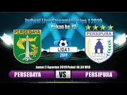 Live Streaming Persebaya Vs Persipura Liga 1 2019