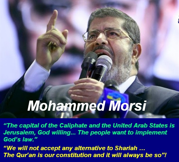 Mohammed Morsi-