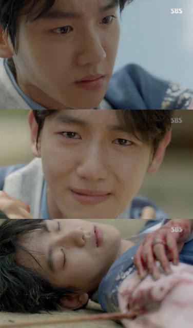 Naver Netizens On Baekhyun S Improved Acting And Moon Lovers Episode 16 Netizen Nation Onehallyu