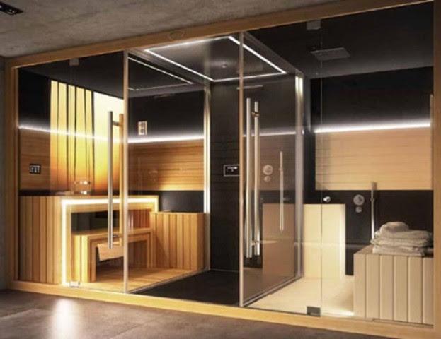 Private Home Sauna Design Ideas | Beautiful Homes Design