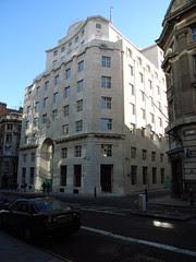Reuters Building, Fleet Street