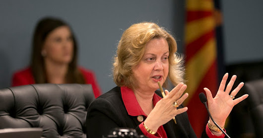 Susan Bitter Smith resigns from Arizona Corporation Commission