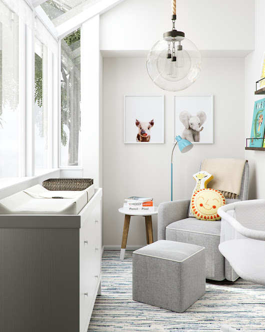 Nursery Ideas – 6 Design Tips for Creating Your Perfect Nursery Space