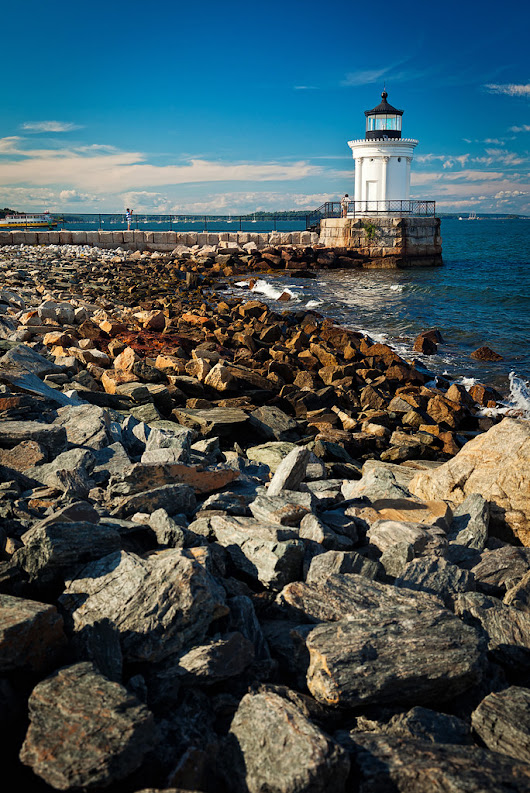 Bug Light - The Portland Breakwater Lighthouse
