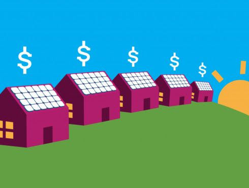 New Report Says Solar Panels Increase Home Value