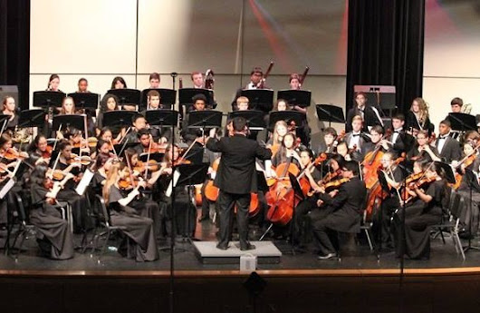 Click here to support Klein Oak HS Symphony to Midwest by Tanner Ledford