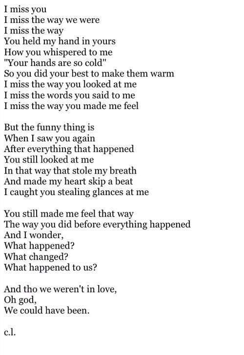 I Miss You Image 1974171 By Saaabrina On Favimcom