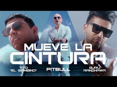 Mueve La Cintura   Pitbull ft. Tito El Bambino & Guru Randhawa