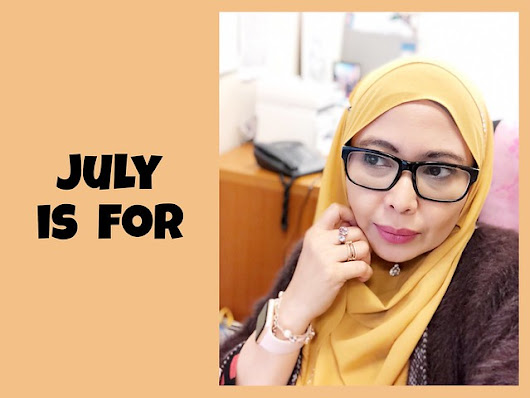July is for ..