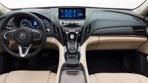 acura rdx    restyled luxo suv carscoops