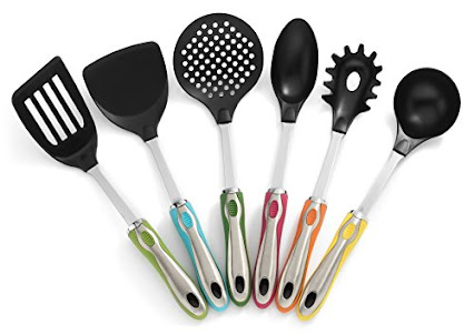 Space saving kitchen gadgets with image kristinth for Lagostina kitchen tool set 8 pc