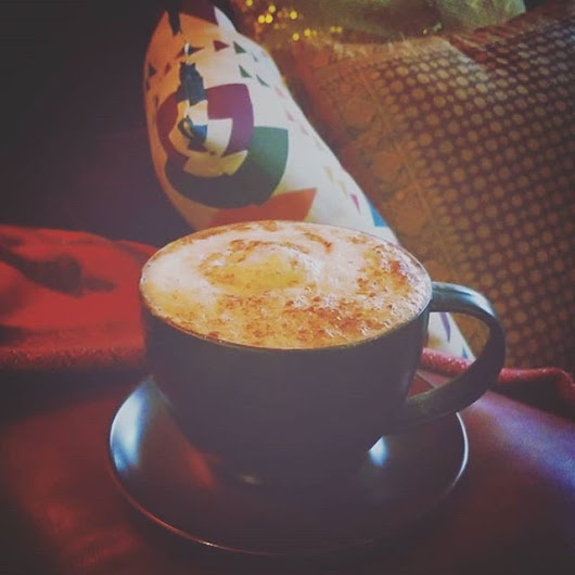 Wake-Up Wednesdays: Spiced Latte