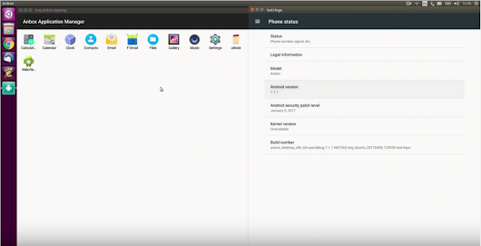 Anbox allows you to run Android apps on any GNU/Linux OS